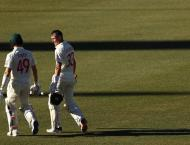 Australia v India third Test scoreboard
