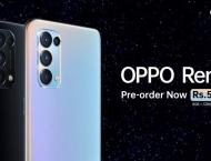 OPPO Launches the Reno5 with Industry-Firsts AI Mixed Portrait, D ..