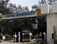 Gomal University VC for promotion of research-based education