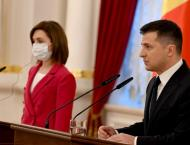 Ukrainian, Moldovan Presidents Interested in Being Part of Europe ..