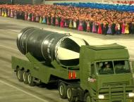 North Korea shows off new submarine-launched missile