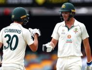 Decisive Test in balance as rain clouds Australia's victory push