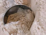Fair price flour stalls set up  to provide wheat flour on discoun ..