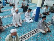 Tajikistan to reopen mosques after 9-month virus closure