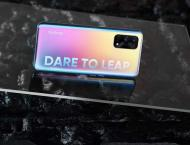 realme will be one of the first smartphone brands to release a fl ..