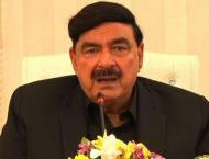 "Maulana Fazl is being ""tricked"" again, warns Sheikh Rasheed"