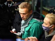 Police Arrest Navalny's Close Ally Sobol for Inciting Protests -  ..