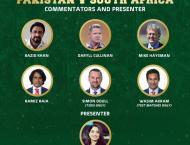 Leading international commentators lined-up for Pakistan-South Af ..