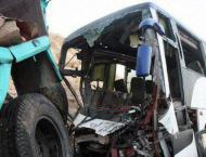 Road accident kills 2, wounds 27 in W.Afghanistan