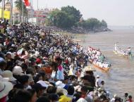 Cambodia's population increases to 15.55 million, 16 pct in last  ..