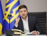 Ukraine's Zelenskyy's Rating Falls From 26.2% to 19.8% in One Mon ..