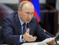 COVID-19 Pandemic Exacerbates Existing Lack of Balance - Putin