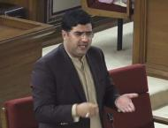 Deputy Speaker chairs session of assembly