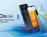 vivo Y20s Now Available in Pakistan, offers a Massive 5000mAh Bat ..