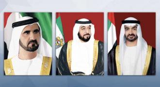 UAE leaders congratulate Biden on inauguration as US President