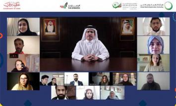 """""""كهرباء دبي"""" تنظم ورشة للفرق الجامعية .."""