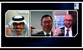 الإمارات واليابان تتفقان على التعاون ..