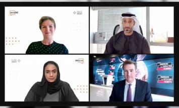"""""""حوارات دبي الافتراضية"""" تستشرف .."""