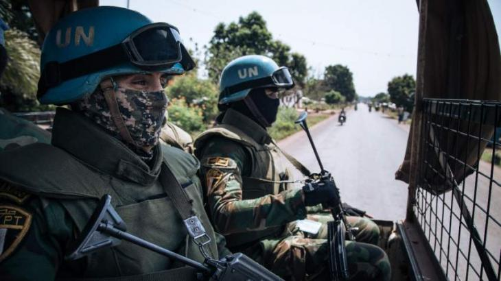 Rebels launch attacks close to C.Africa capital