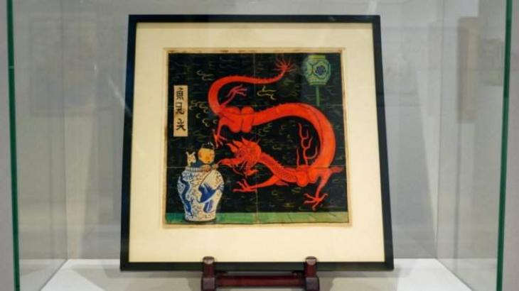 Tintin painting sells for a record 3.2 million euros: auction house