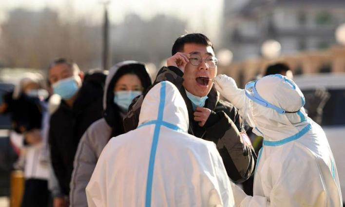 Shanghai reports 6 new locally transmitted COVID-19 cases
