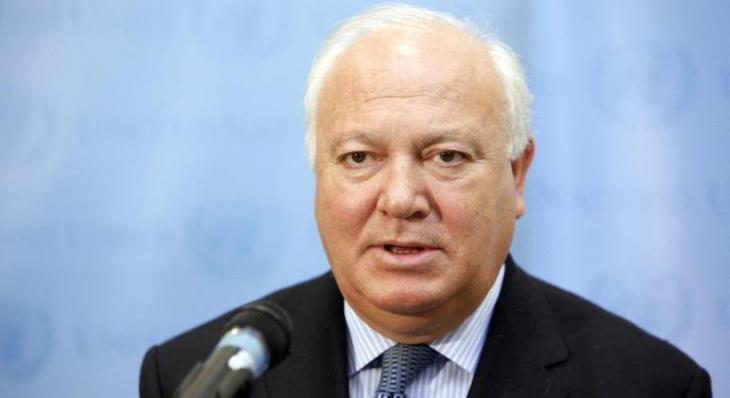 UN Envoy for Alliance of Civilizations Says Plans to Visit Nagorno-Karabakh in Q1 of 2021