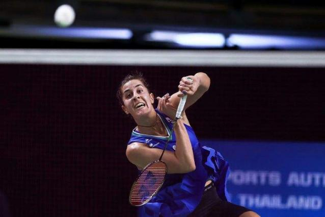 Spain's Marin clinches spot in Thailand Open final thumbnail