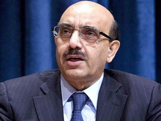 Parliament can play a key role in globalizing Kashmir issue: Masood Khan thumbnail