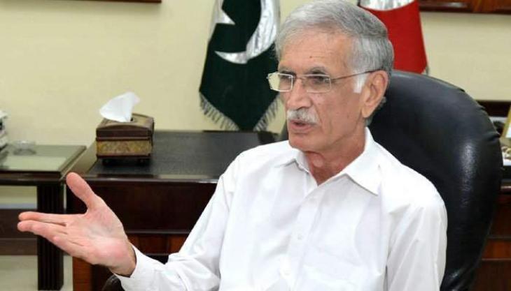 Opposition annoyed over investigation of their corruption: Pervaiz Khattak thumbnail