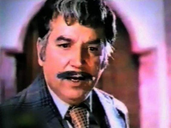 Famous film actor Sudhir remembered