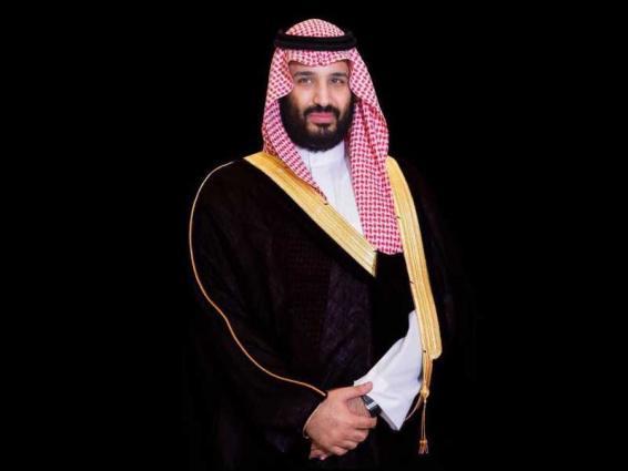 ولي العهد السعودي يبحث هاتفيا مع الرئيس العراقي آفاق التعاون الثنائي