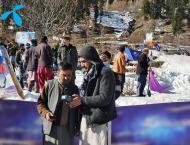 Telenor Pakistan ensures seamless connectivity for the HinduKush  ..
