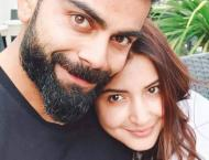 Anushka, Virat Kohli share first picture with newly born daughter
