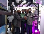 Samsung Welcomes Customers to Karachi's Official Brand Shop