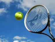 Boys doubles quarterfinals of Tennis Championship 2021 held