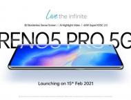 OPPO Set to Launch the Innovative OPPO Reno5 Pro with 5G-Ready Te ..