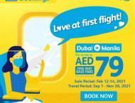Cebu Pacific celebrates Valentine's Day with Dubai-Manila seat  ..