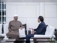Mohamed bin Zayed meets Lebanese PM-designate Saad Hariri