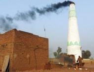 Three brick kilns sealed in sargodha