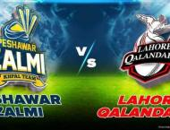 PSL 6 Match 02 Lahore Qalandars Vs. Peshawar Zalmi 21 February 20 ..