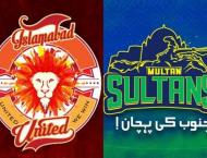 PSL 6 Match 03 Islamabad United Vs. Multan Sultans 21 February 20 ..