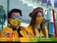 PSL 6: Pawri girl joins Peshawar Zalmi