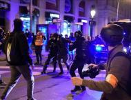 160 arrested over 6 nights of violent protests