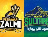 PSL 6 Match 05 Peshawar Zalmi Vs. Multan Sultans 23 February 2021 ..