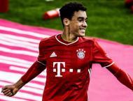 Bayern teen Musiala, 17, opts for Germany seniors over England