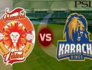 Karachi Kings, Islamabad are all set for tonight battle at Nation ..