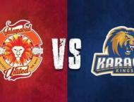 PSL 6 Match 06 Karachi Kings Vs. Islamabad United 24 February 202 ..