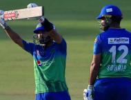 Multan Sultans win over Lahore Qalandars by 7 wickets in PSL tour ..