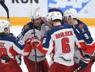 CSKA Moscow Hockey Club Claims 6th Victory in KHL Continental Lea ..