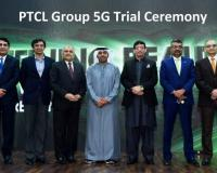 PTCL Group successfully conducts 5G trial in a limited environmen ..